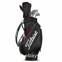 Titleist Jet Black Midsize Cart Bag