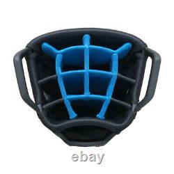 Titleist Lightweight 14-WAY Golf Cart Bag Black/Grey/Process Blue NEW! 2020