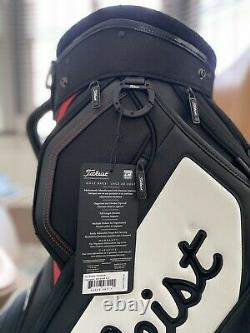 Titleist Midsize Staff Golf Cart Bag NEW with Tag