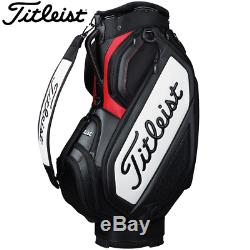 Titleist Tour Staff Midsize Golf Cart Trolley Bag / Tour Midsize Cart Bag