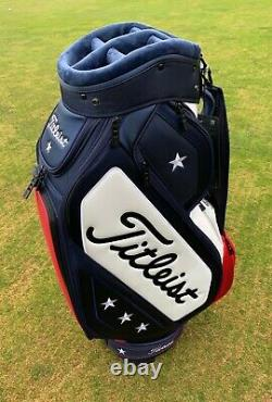 Titleist US Open LIMITED EDITION Midsize Staff/Cart Bag FREE P&P