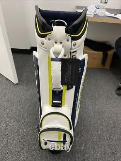 Titleist golf bag cart