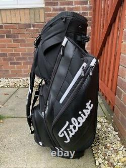 Titleist tour cart bag