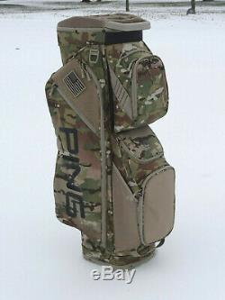 U. S. Army Camo Golf Cart Bag NEW 11836