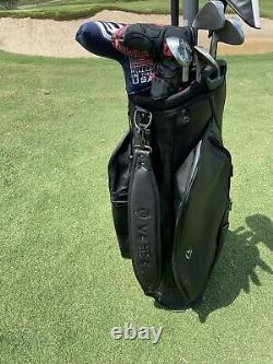 Vessel cart bag Black