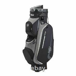 Wilson I Lock III Golf Trolley Cart Bag Black/Grey/White NEW! 2020 Model