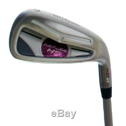 Wilson Prostaff Reflex Hs Ladies Complete Golf Set +deluxe Golf Cart Bag